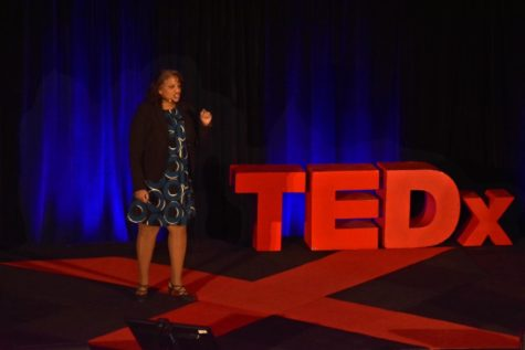 TEDx focuses on feminism