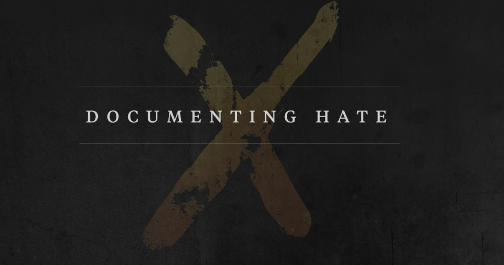 We're joining ProPublica's Documenting Hate project. Share your stories in the form below. (Courtesy of ProPublica)
