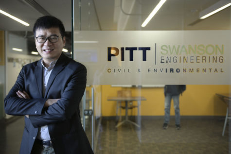 "Pitt professor placed on Forbes ""30 Under 30"" list"