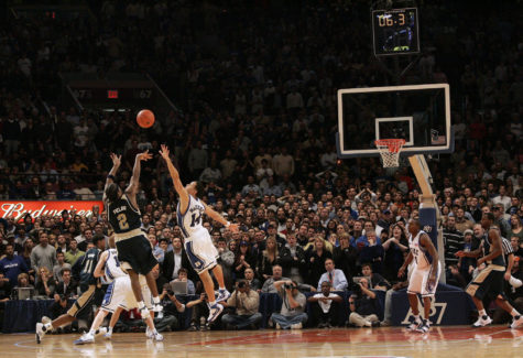 3 times Pitt beat the clock