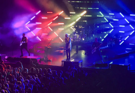 Review: Walk the Moon delivers electrifying performance at Stage AE