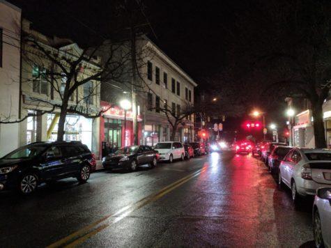 Immigration officials make arrest on Craig Street