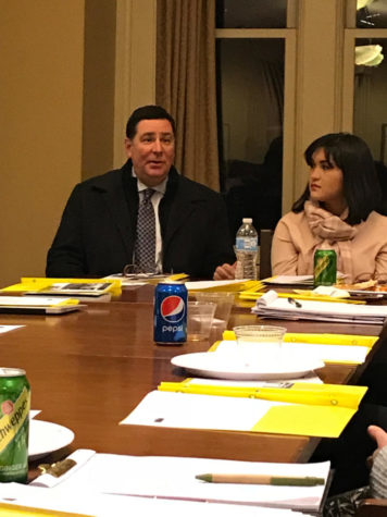Peduto promotes Pittsburgh community initiatives