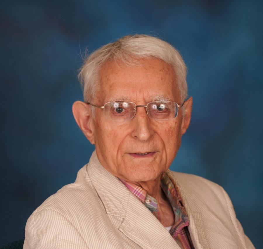 Pitt chemistry professor Theodore Cohen died Dec. 13, at age 88. He was publishing papers up to age 87. (Photo courtesy of Michele Monaco)