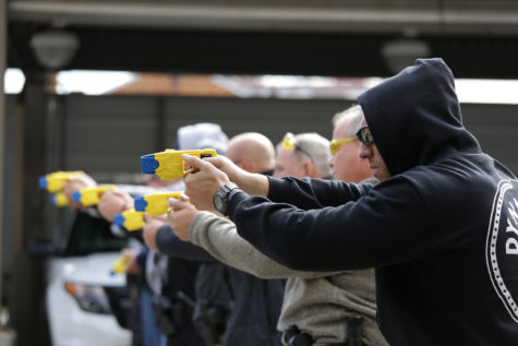 Column: Pitt police, community get safety upgrade with Tasers, body cams