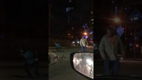 Viral video shows cyclist being attacked in Oakland