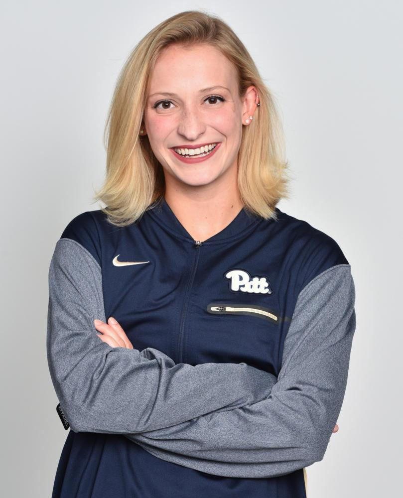 Senior Meme Sharp will graduate as one of the greatest divers in Pitt's diving program history. (Photo Courtesy of Pitt Athletics)
