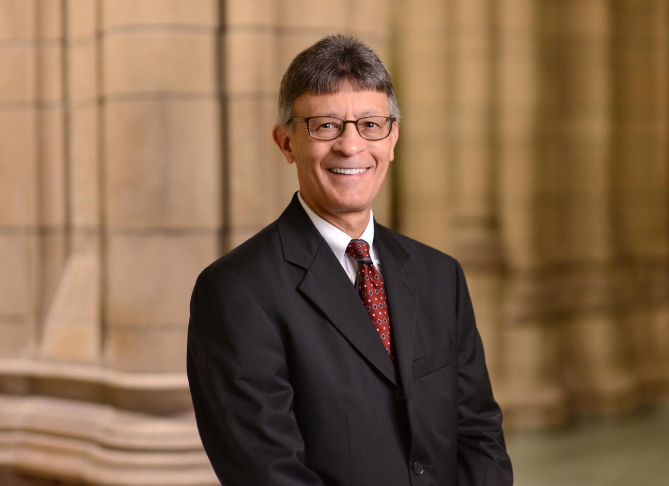 Pitt's CFO Arthur Ramicone will retire in 2018. (Photo courtesy of the University of Pittsburgh)