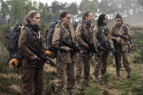"""Annihilation"" renovates past sci-fi thrillers"