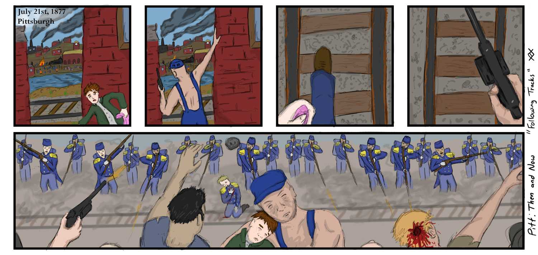 (Comic by Liam Mcfadden | Staff Illustrator)