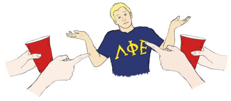 Don't paint Greek Life with single stroke