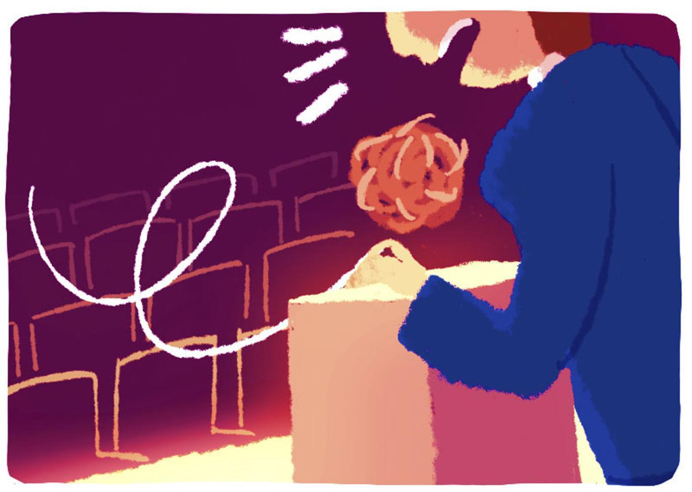 (Illustration by Raka Sakar | Staff Illustrator)