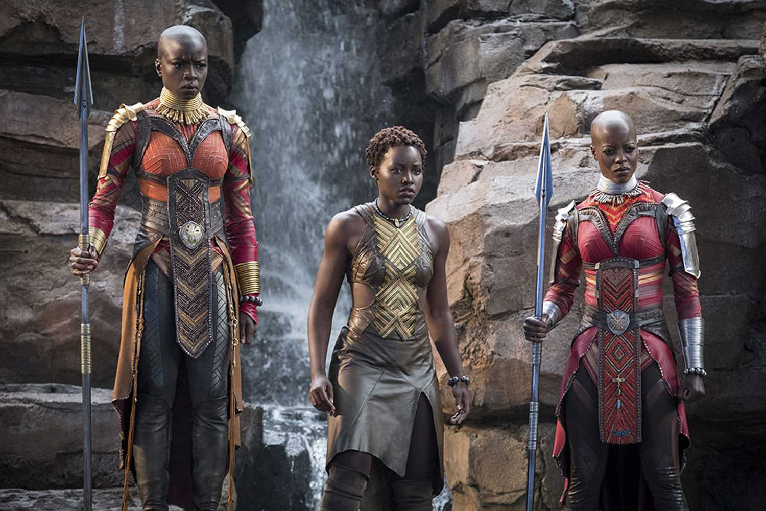 Three members of the Dora Milaje play major roles in