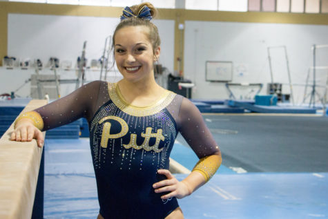 First-year gymnast Haley Brechwald brings talent, poise to Pitt