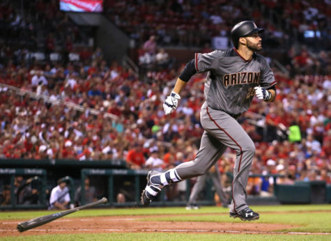 J.D. Martinez had a remarkable season, hitting 45 home runs in only 119 games, including 29 in 62 games after being traded from the Tigers to the Diamondbacks. (Chris Lee/St. Louis Post-Dispatch/TNS)