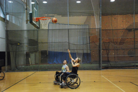 Wheel city: Pitt groups team up to host 3-on-3 adaptive sports tournament