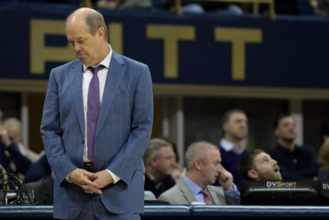 Photos: Kevin Stallings' tumultuous two years at Pitt