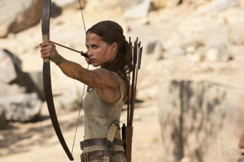 "Reopening the tomb: ""Tomb Raider"" returns with tired tropes"
