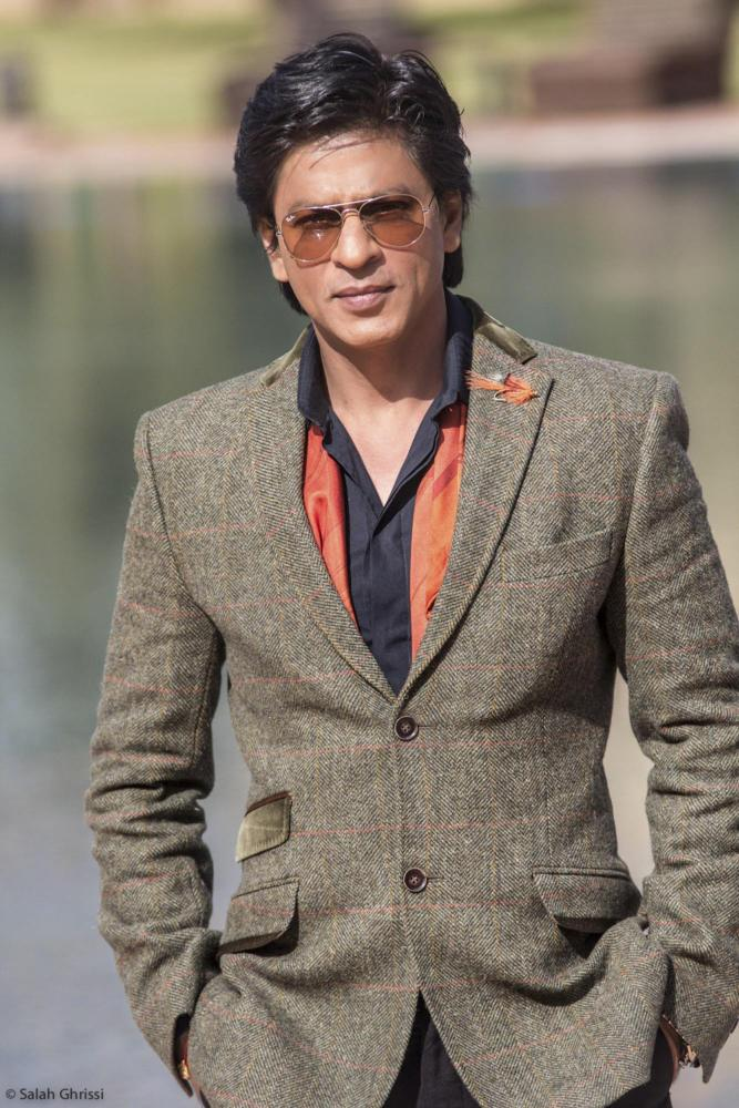 "Actor Shah Rukh Khan plays Rizwan Khan, the protagonist with Asperger's Syndrome who embarks on a cross-country journey in the Indian Bollywood film ""My Name Is Khan"". (Photo via Wikimedia Commons)"