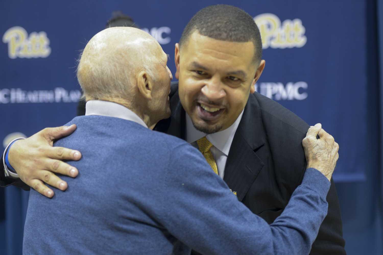 ffcbec2a99d5 Pitt introduces Jeff Capel as new head basketball coach - The Pitt News