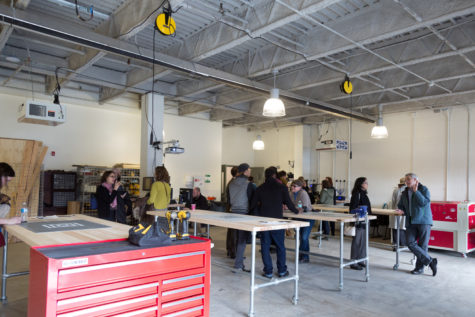 Pitt engineering unveils Makerspace