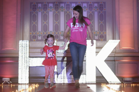 Kids strut for a cause: PDM raises money for Children's Hospital