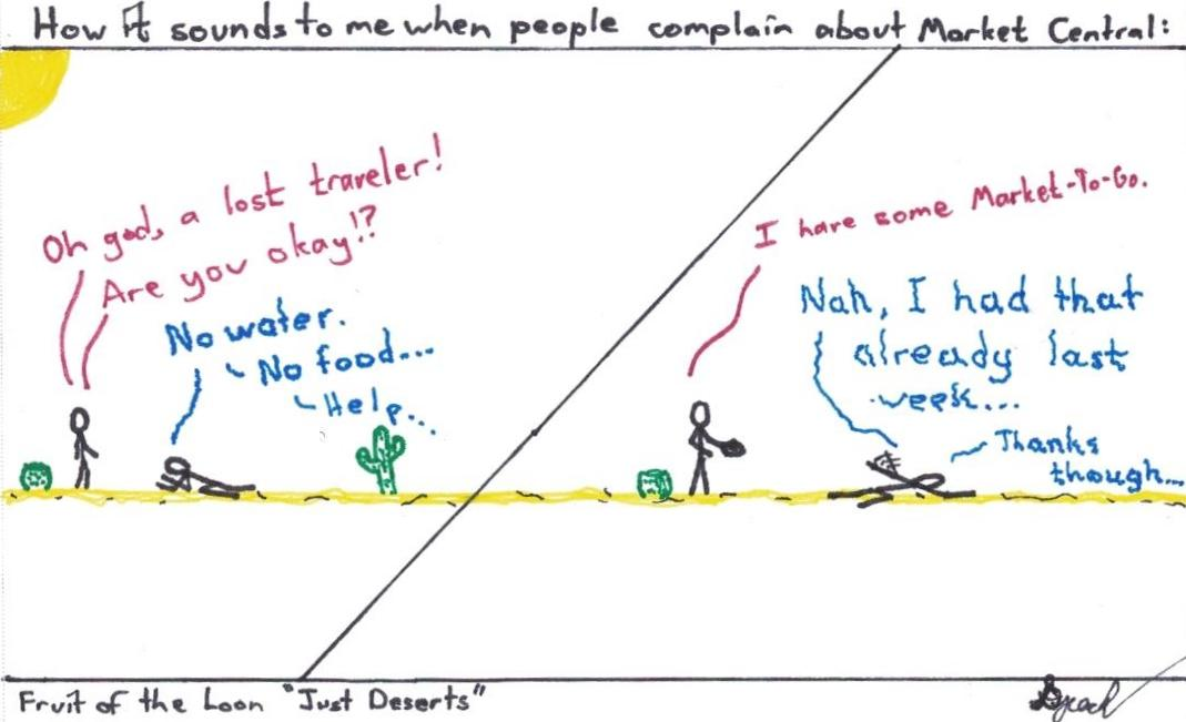 (Comic by Daniel Spack | Staff Cartoonist)