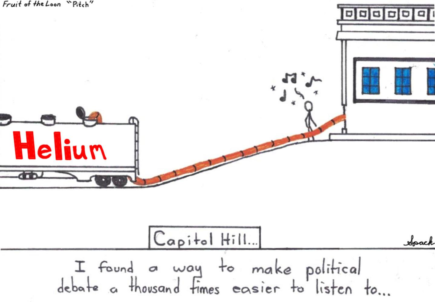 (Comic by Daniel Spack | Staff Illustrator)