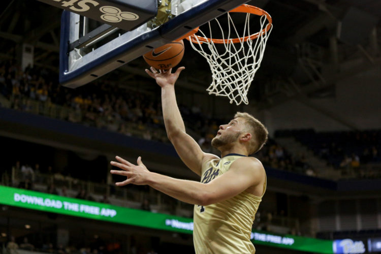 Pitt senior forward Ryan Luther is among eight  players to request a release after the firing of head coach Kevin Stallings.