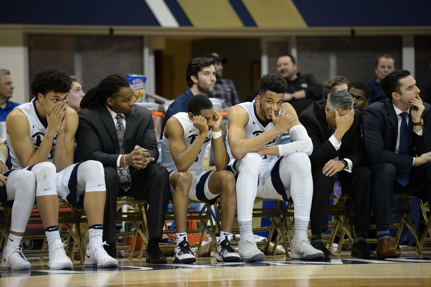 The 2017-18 season for Pitt men's basketball marks its worst since 1976-77. (Photo by Thomas Yang | Visual Editor)