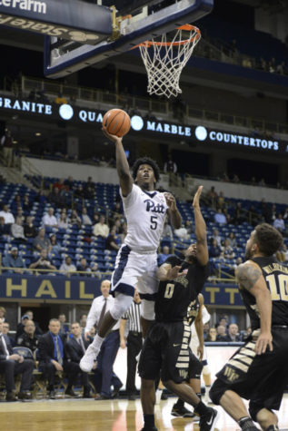 Pitt men's basketball future up in the air