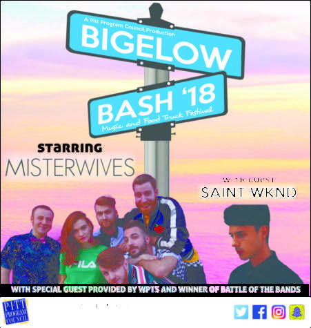MisterWives to headline at Bigelow Bash