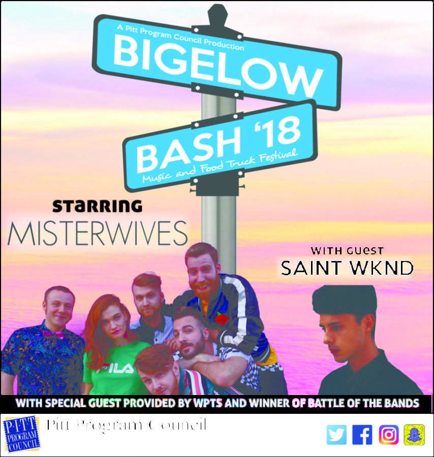 Pitt+Program+Council+announced+MisterWives+will+headline+at+Bigelow+Bash.+%28Courtesy+of+Pitt+Program+Council%29