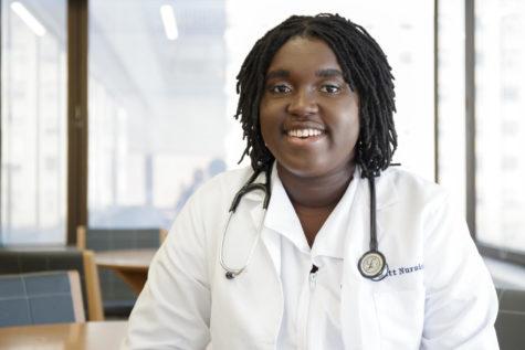 Aminata Kamara: Nursing a desire to lead