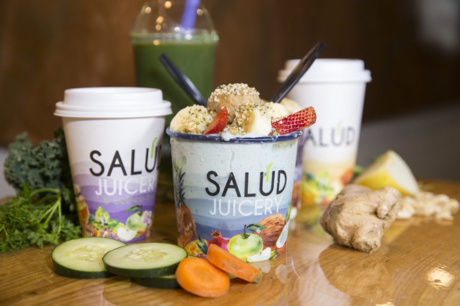 "Sponsored Content: WELLNESS WEDNESDAY: Salud says ""hello"" to healthy eating and a healthier you"