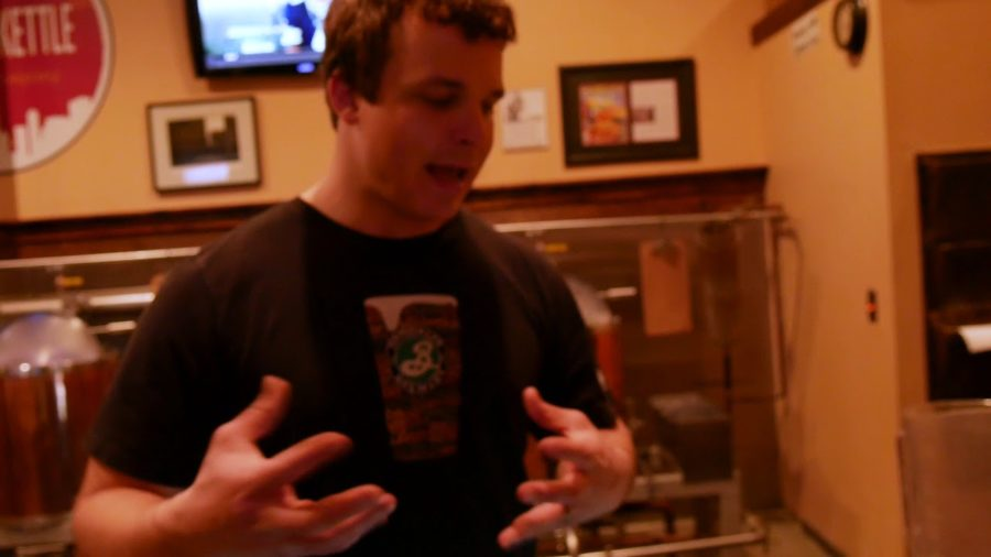 Beer and Wine edition: Brewing 101 at Copper Kettle