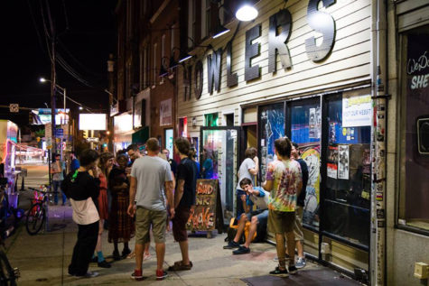 Bloomfield boasts eccentric music scene