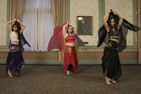 Baklava and belly dancers: students experience Beirut culture