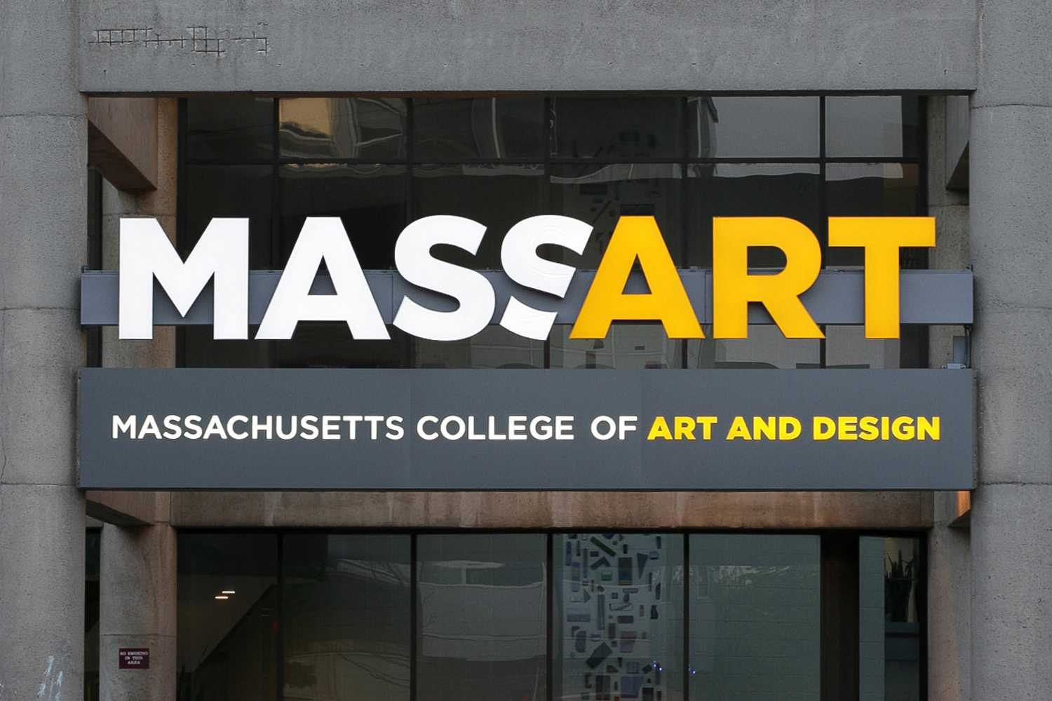 The Massachusetts College of Art and Design. (Image via Wikimedia Commons)
