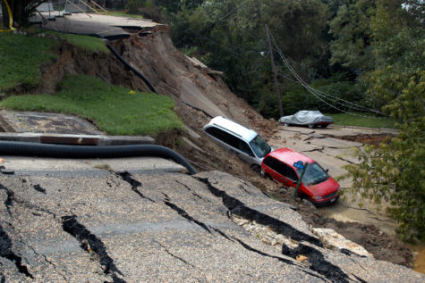 Editorial: Address landslides in local infrastructure plans