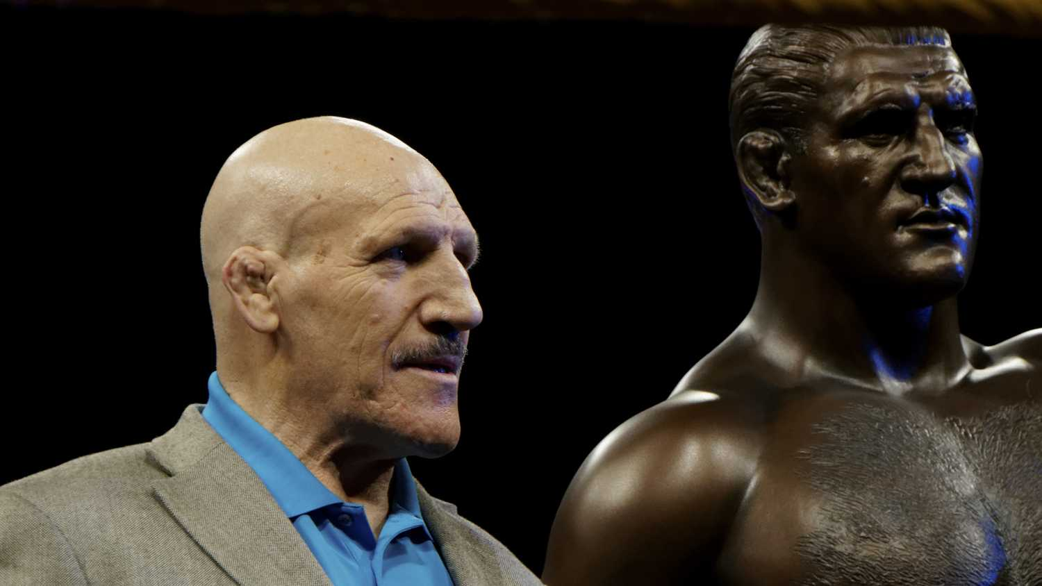 Former professional wrestler and Oakland native Bruno Sammartino died Wednesday at age 82. (Photo via Wikimedia Commons)