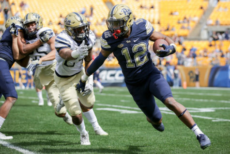 Gallery: Spring Blue and Gold game