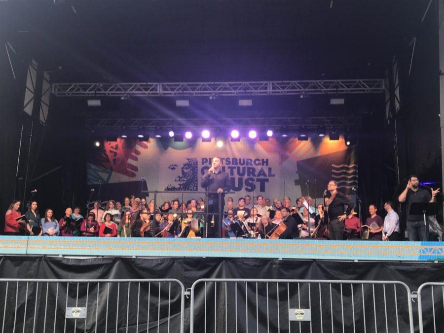 Three Rivers Arts Festival music recap: Mendelssohn Choir sings Bob Dylan