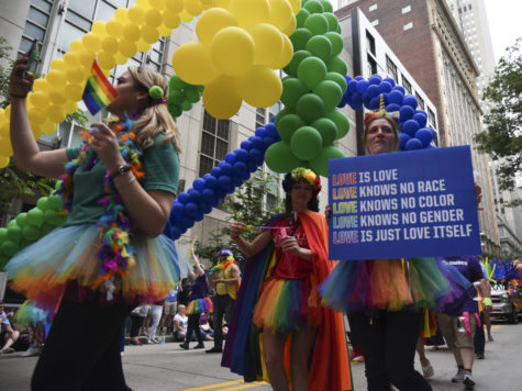 Photos: Pride across Pittsburgh