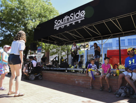Art, music, pets and vets: SouthSide Works Exposed