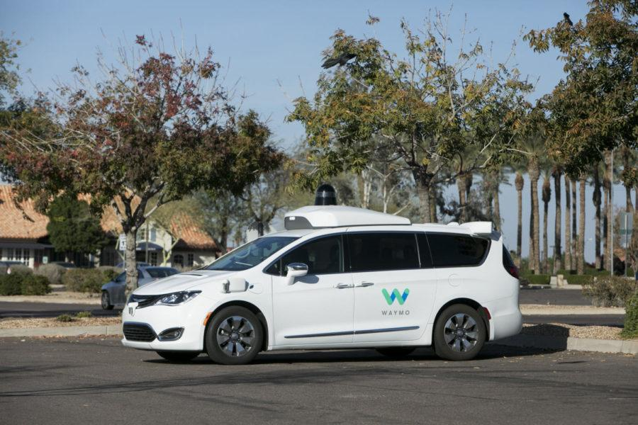 A+Waymo+self-driving+autonomous+vehicle+in+Tempe%2C+Ariz.%2C+on+February+3%2C+2018.+%28Kristoffer+Tripplaar%2FSipa+USA%2FTNS%29