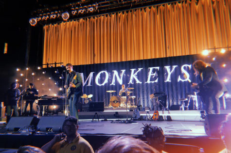 Arctic Monkeys' Pittsburgh performance fired up the Pete