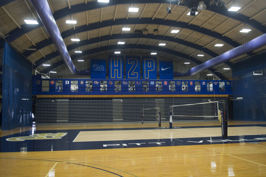 The Fitzgerald Field House, once home to the Pitt basketball teams, hosted a 17-year-old Kobe Bryant in a dunk contest that preceded the 1996 McDonald's All-American Game.