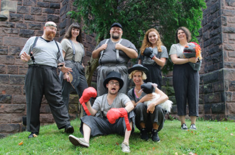Shakespearean plays take over Pittsburgh parks
