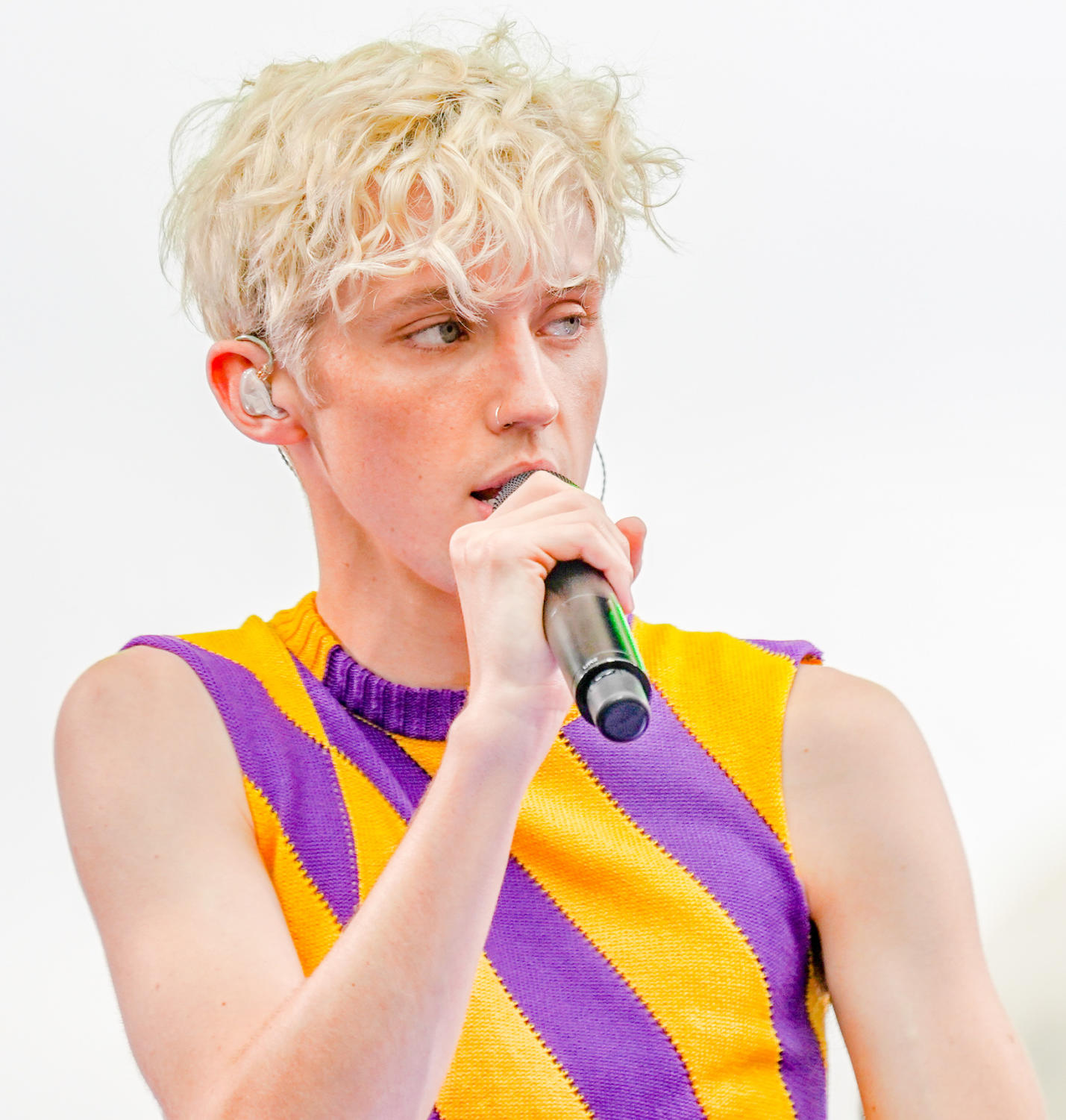 Troye Sivan performed at Washington, D.C.'s Capital Pride in June. (Photo via Wikimedia Commons/Ted Eytan)